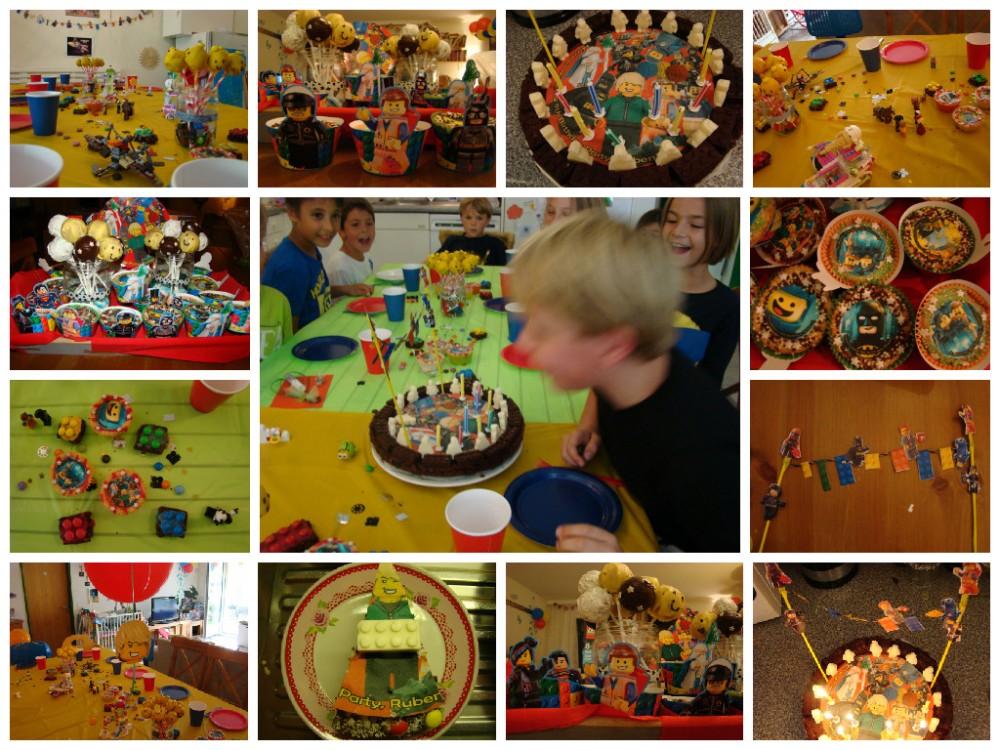 Ruben - cake Lego Movie