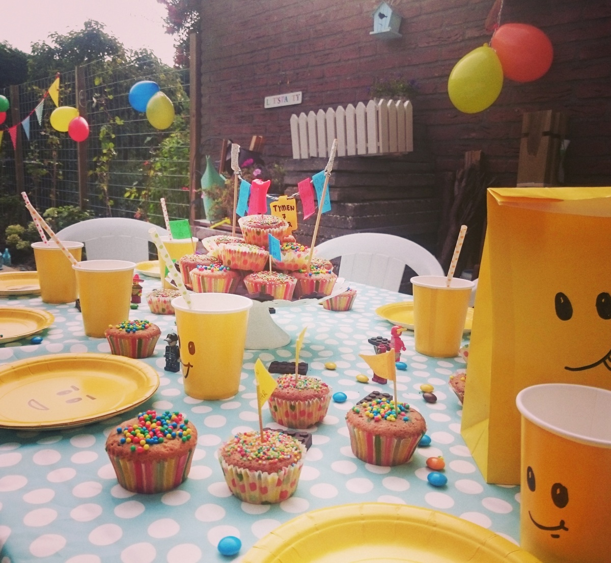 LEGO hacks voor een LEGO party!